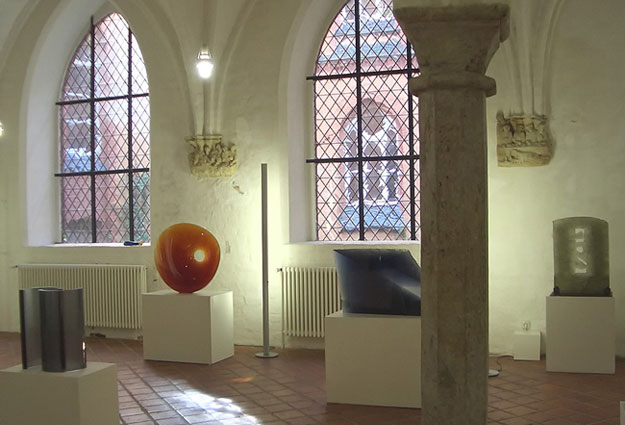 Contemporary Czech Glassart – Lübeck