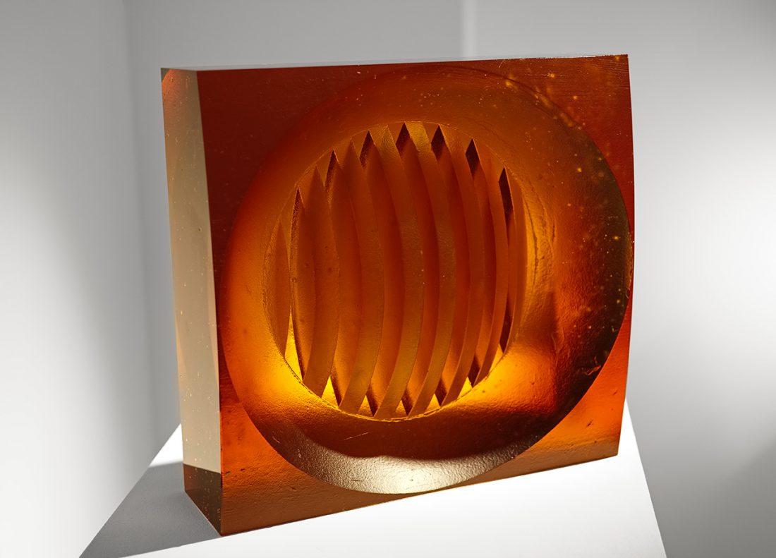 GlassArt: Lukas Mjartan - Sunshine